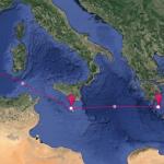 A vint dies de navegació