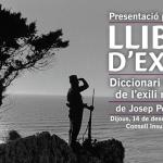 El «Llibre d'exilis» de Josep Portella